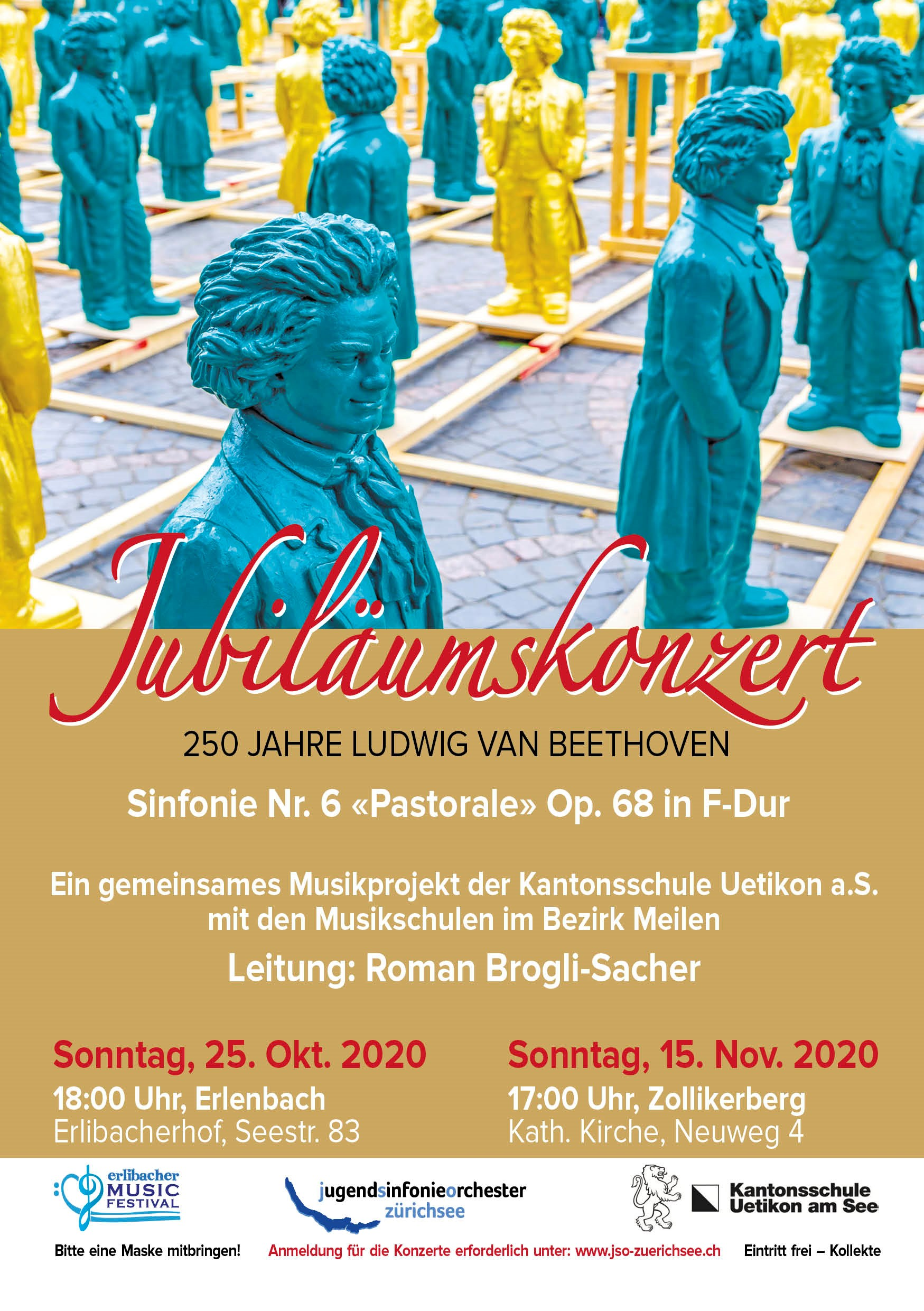JSO Flyer Beethoven